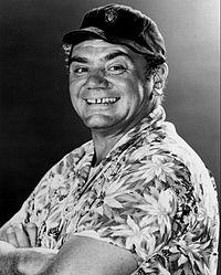 Ernest Borgnine McHale McHale's Navy 1962.JPG