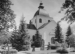 Ervalle kirke