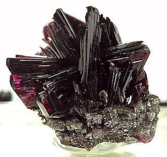 Erythrite - Erythrite crystals
