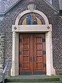 Eschweiler Antoniuskirche linke Tür.jpg