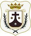 Escudo Muy Ilustre Cofradía de Nuestro Padre Jesús de la Caída y María Santísima de la Amargura.jpg