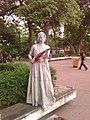 Estatua Viviente en Maracaibo.jpg
