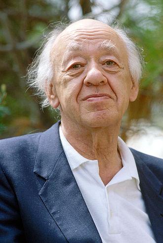 Eugène Ionesco - Ionesco in 1993