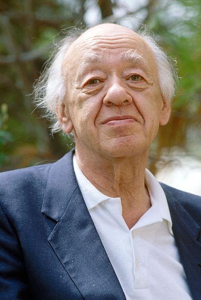 Picture of an author: Eugène Ionesco