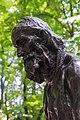 Eustache de Saint-Pierre monumental Les Bourgeois de Calais Rodin musée Rodin S.06141 Paris.jpg
