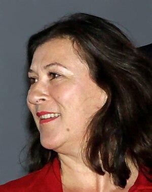 Eva Mattes - Eva Mattes at Filmfest Hamburg 2009