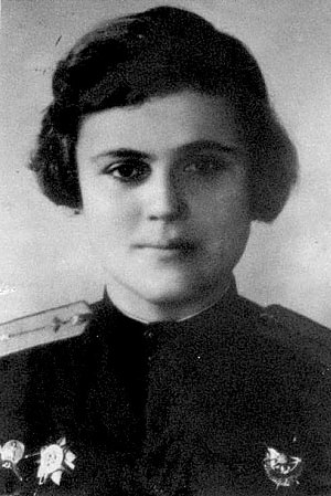 Night Witches - Senior Lieutenant Yevgeniya Rudneva, air navigator