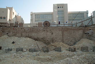 Archaeology of Qatar - Excavations taking place in Doha in 2012, coordinated by the UCL.