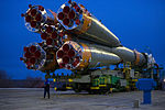 Expedition 47 Soyuz Rollout (NHQ201603160010).jpg
