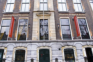 Museum of Bags and Purses Fashion Museum in Amsterdam, Netherlands