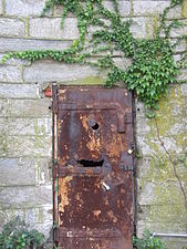External Door, Eastern State Penitentiary.JPG