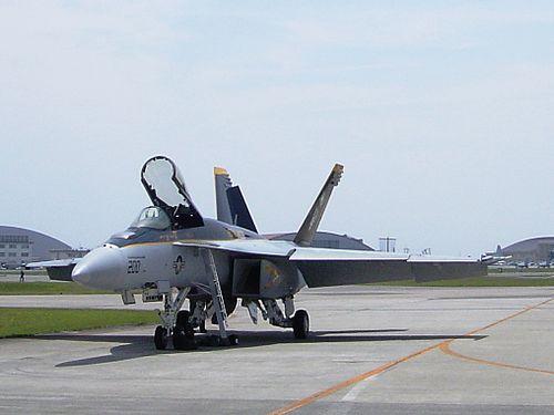 4.5세대 F/A-18E/F 슈퍼호넷