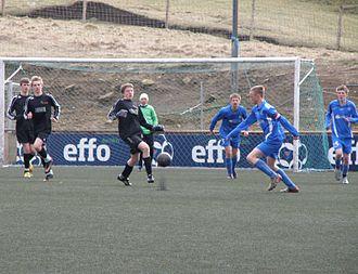 07 Vestur - 07 Vestur vs FC Suðuroy, Boys U16, April 2012