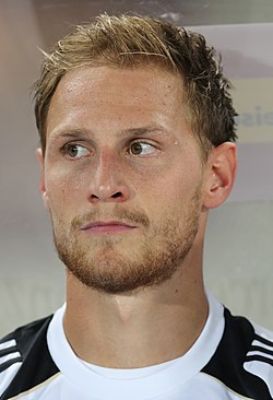 FIFA WC-qualification 2014 - Austria vs. Germany 2012-09-11 - Benedikt Höwedes 05.JPG