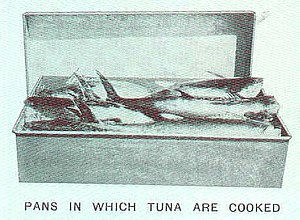 Albert P. Halfhill - Image: FMIB 44953 Pans in Which Tuna are Cooked