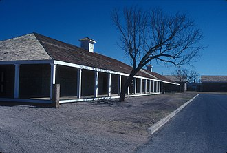Fort Concho - Fort Concho