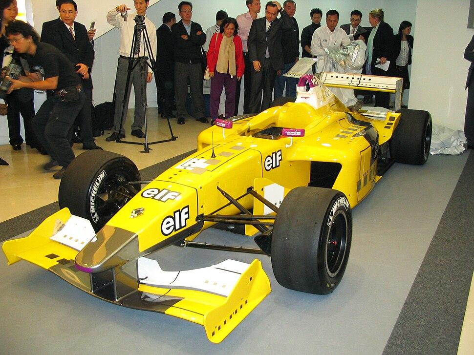 FV6A Launch