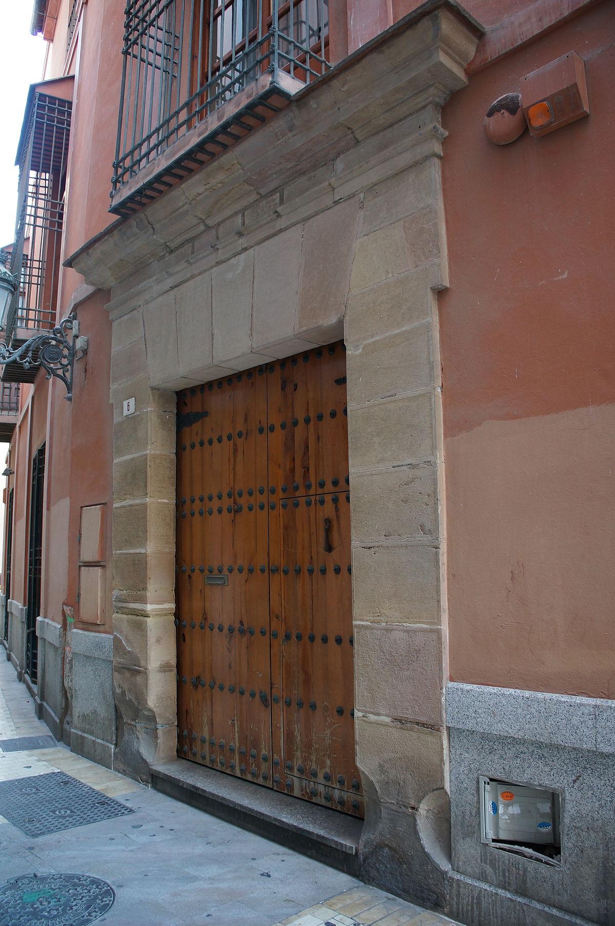 Casa palacio de salinas m laga wikipedia la for Casas modernas wikipedia