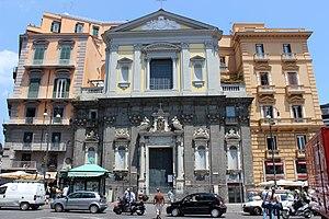 Church of San Ferdinando, Naples
