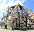 Fachwerkhaus in Altstadt Qudlinburg. IMG 1057WI.jpg