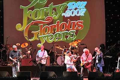 Picture of a band or musician: Fairport Convention