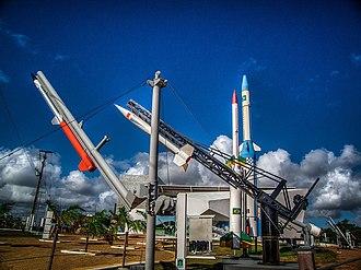 Sonda (rocket) - Sonda rockets family portrait
