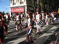 Fanfare des Poulbots à la Fête des vendanges de Montmartre.jpg