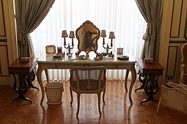 Farah Pahlavi's dressing table.jpg