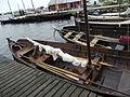 Fartyg är redo för postrodden i Svedjehamn.JPG