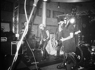 American heavy metal band