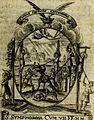 Fasti Mariani cum illustrium diuorum imaginib. and elogijs prope DC. in singulos anni menses diésq SS. natales distributis (1630) (14565622957).jpg