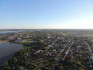 Federación, Entre Ríos - Aerial view