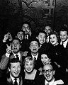 Federico Fellini, Aldo Tonti, Valentina Cortese, Franco Interlenghi, Franca Marzi, Giulietta Masina, Alberto Sordi.jpg