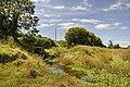 Feeder stream - Llanmaes Brook - geograph.org.uk - 1429636.jpg