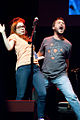 Felicia Day and Wil Wheaton - w00tstock.jpg