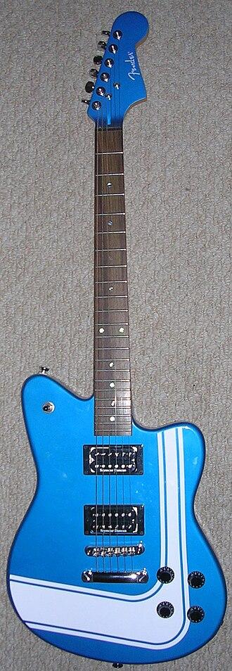 Fender Toronado - Image: Fender Toronado GTHH