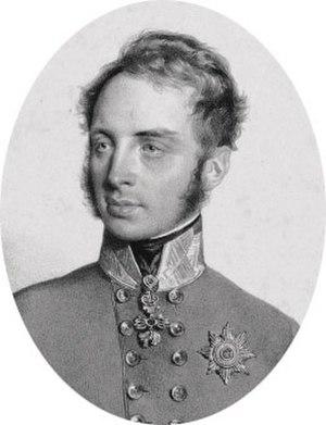 Archduke Ferdinand Karl Viktor of Austria-Este - Image: FerdinandÖsterreich Este
