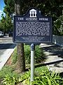 Fernandina Beach FL HD Lesesne House plaque01.jpg