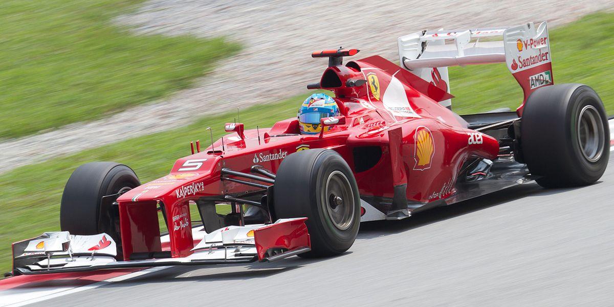 Px Fernando Alonso Malaysia Fp