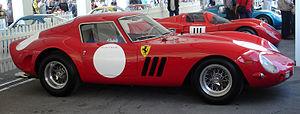 Català: Ferrari 250 GTO R exposat al festival ...