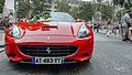 Ferrari California, Rue de Berri, Paris August 2013 002.jpg