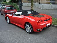Ferrari F430 Spider from 2004 backleft 2008-06-05 U.jpg