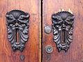 Ferri di serratura di palazzo in via de' Gombruti 11, bologna.JPG