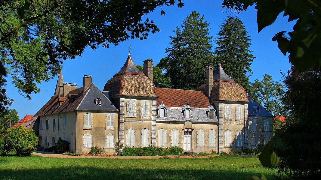 Château de Fertans (Inscrit)