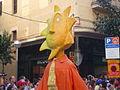 Festa Major de Gràcia 2011 - Torradet - gegantons de Gràcia - XIII cercavila de cultura popular - carrer Gran P1330065.jpg