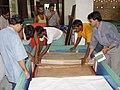 Festival Of India Exhibition In Bhutan 2003 Preparations - NCSM - Kolkata 2003-09-15 00172.JPG