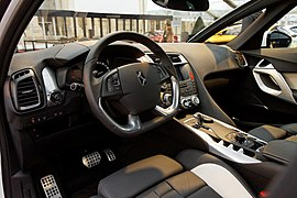 Festival automobile international 2012 - Citroën DS5 - 014.jpg