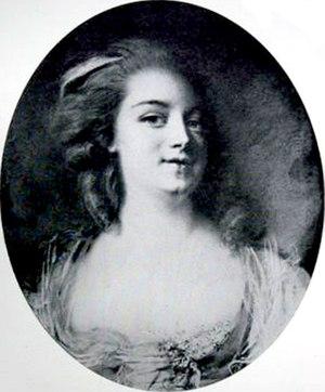 Rosalie Filleul - Rosalie Filleul, Autoportrait