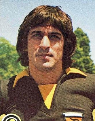 Ubaldo Fillol - Fillol in 1978
