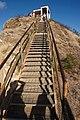 Final staircase to Diamond Head summit - panoramio.jpg